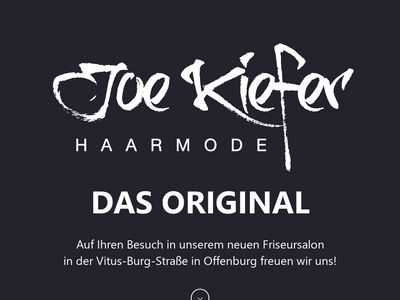 Joe Kiefer Haarmode
